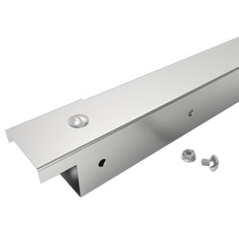 304 stainless steel trunking satin finish 3m