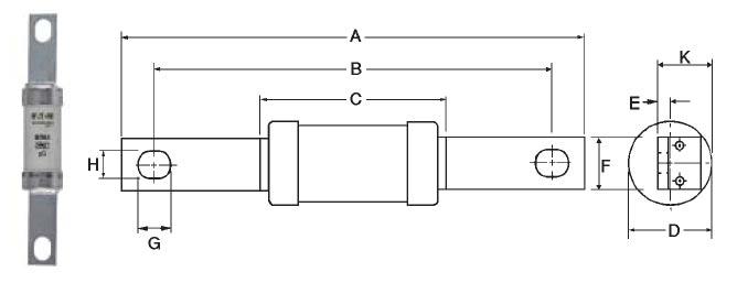 bd gg low voltage fuses 550v ac